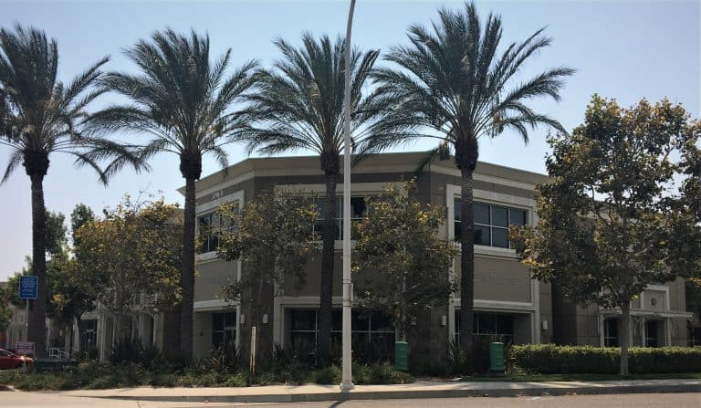 Photo of office building in Ontario CA for Sale