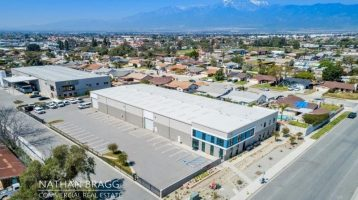 SOLD WAREHOUSE IN FONTAN CA COMMERCIAL REAL ESTATE INLAND
