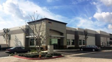 COMMERCIAL REAL ESTATE INLAND SOLD WAREHOUSE IN ONTARIO CA