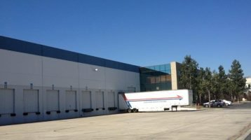 COMMERCIAL REAL ESTATE INLAND LEASED WAREHSOUE IN FONTANTA CA