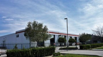 COMMERCIAL REAL ESTATE INLAND SOLD INDUSTIRAL BUILDING FONTANA CA